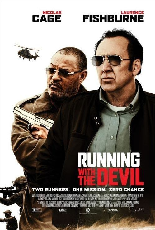Running With The Devil 2019 FRENCH 720p BluRay x264 AC3-NoTag