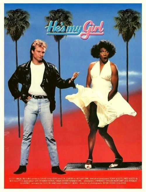 He's My Girl (David Hallyday - 1987) VFF VHSRip MPEG4 AAC-NoTag
