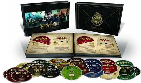 Harry Potter Integrale bonus TRUEFRENCH DVDRIP DivX AC-3 (2001-2011)-SAM