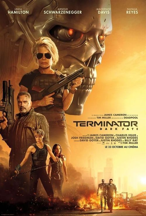 Terminator Dark Fate 2019 TRUEFRENCH BDRip x264-EXTREME