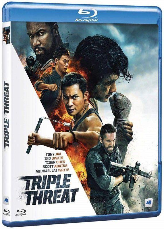 Triple Threat 2019 MULTI VFI 1080p Blu-Ray mHD x264 AC3 5 1-SEL