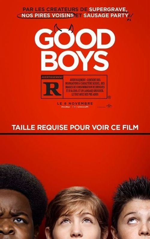 Good Boys 2019 TRUEFRENCH 720p HDLight x264 AC3-EXTREME