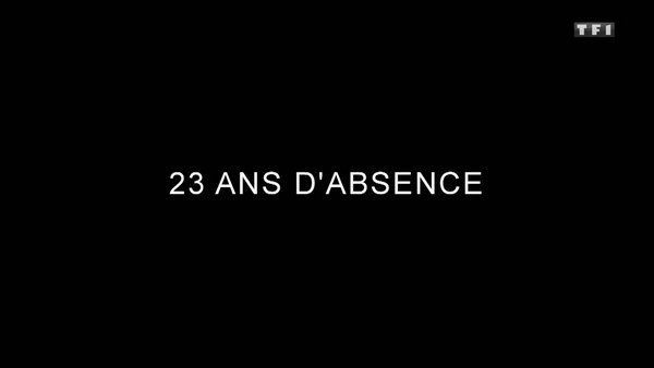 23 ans d'absence 2020 TF1 FRENCH  TVRIPhd 720P MP4