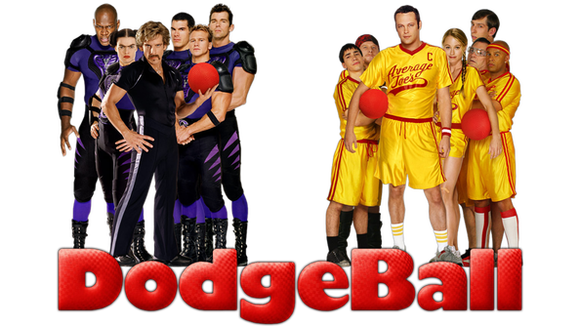 Dodgeball A True Underdog Story 2004 MULTI 720p BluRay x264 AC3-LCDS (Ballon chasseur)