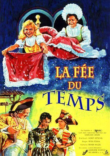 La Fée Du Temps 1961 French Dvdrip X264