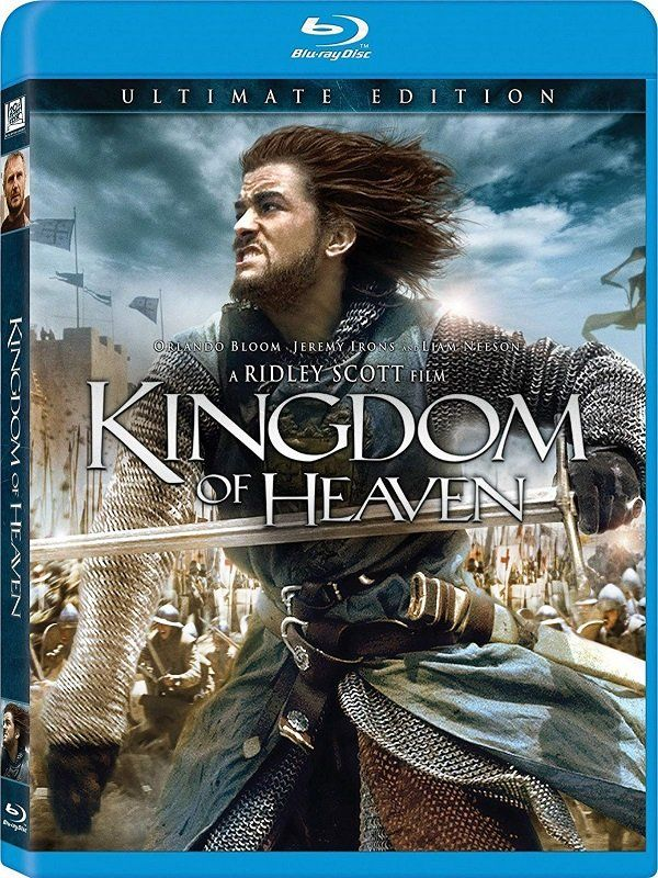 Kingdom of Heaven 2005 Director's Cut MULTI VFI 1080p Blu-ray mHD x264 AC3 5 1-SEL