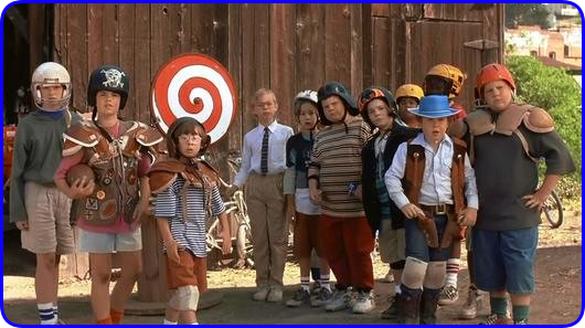 Les petits géant 1994 VFQ DVDrip XviD (Little Giants)