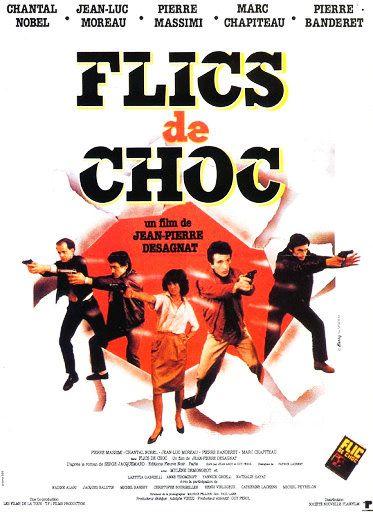Flic de choc 1983 French DVDRip X264
