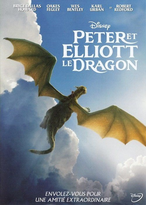 Peter et Elliott le Dragon - 2016 - Remux BluRay 1080p - AVC/H264 - Multi - VFF - DTS-HD Master