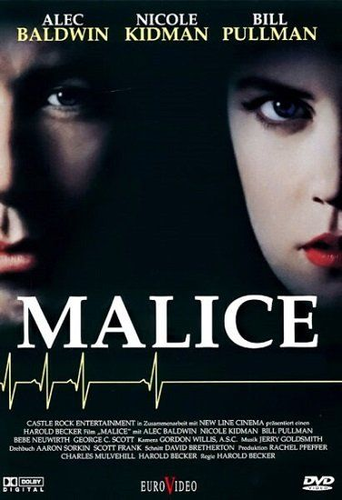 Malice 1993 French 720p HDLight x264