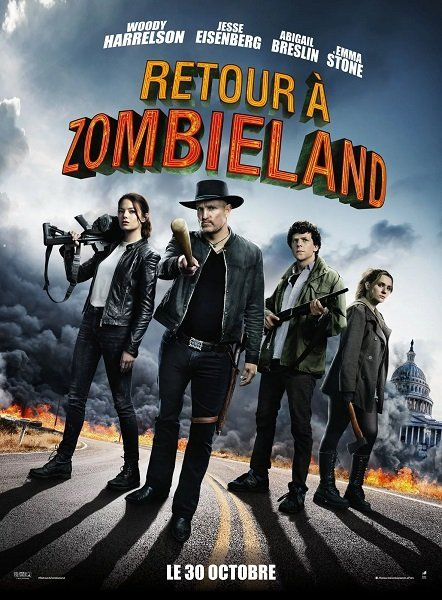 Zombieland Double Tap 2019 REPACK TRUEFRENCH BDRip x264-NEO