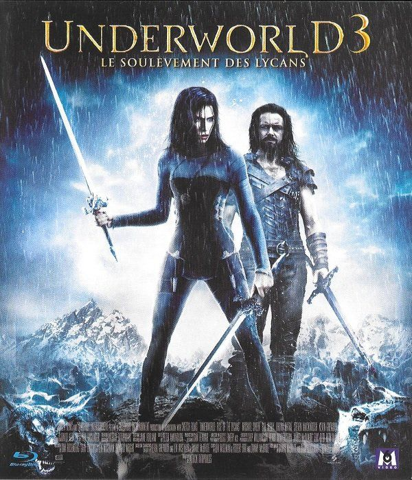 Underworld 3 - Le Soulèvement des Lycans - 2009 - Full BluRay - AVC/H264 - MULTI - VFF - DTS-HD Master
