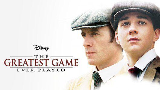 The greatest game ever played (2005) MULTi [1080p] BluRay x264 (Un Parcours de légende)