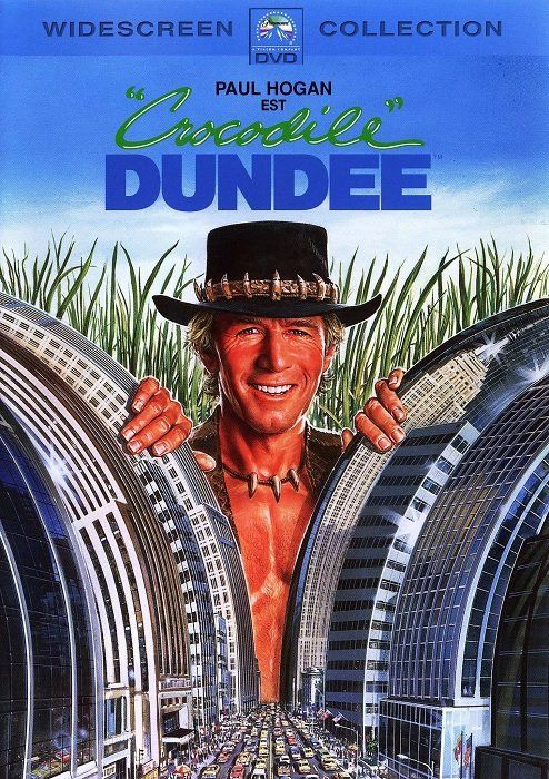 Crocodile Dundee 1 - 1986 - Remux BluRay 1080p - AVC/H264 - MULTI - VFF - DTS-HD Master - AC3