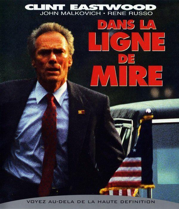 Dans la ligne de mire - 1993 - Remux BluRay 1080p - AVC/H264 - MULTI - VFF - Dolby-TrueHD - AC3 - (In the Line of Fire)