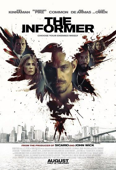 The Informer 2019 FRENCH BDRip XviD