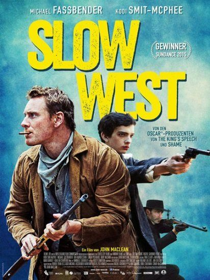 Slow West 2014 FRENCH BDRip XviD