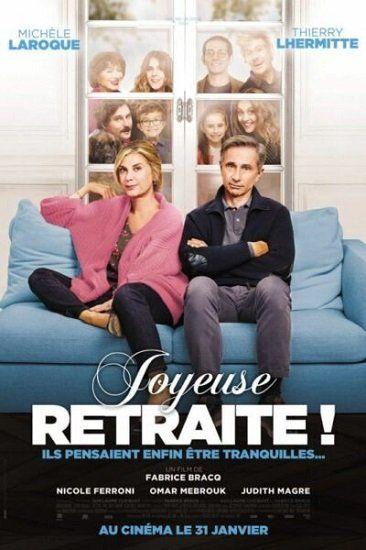 Joyeuse Retraite 2019 TRUEFRENCH DVDRip x264