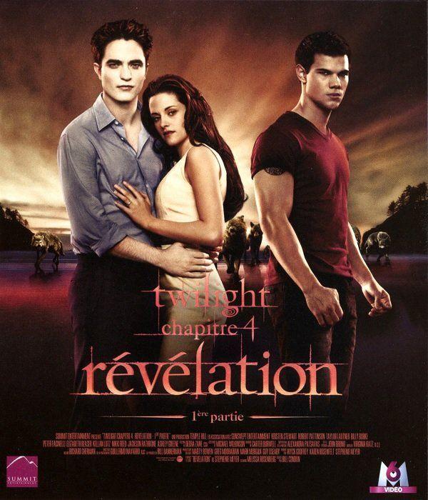Twilight 4 - Révélation - Partie 1 - 2011 - Full BluRay 1080p - AVC/H264 - MULTI - VFF - DTS-HD Master
