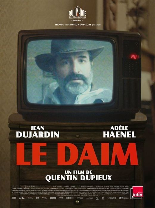 Le Daim 2019 FRENCH COMPLETE BLURAY-UTT