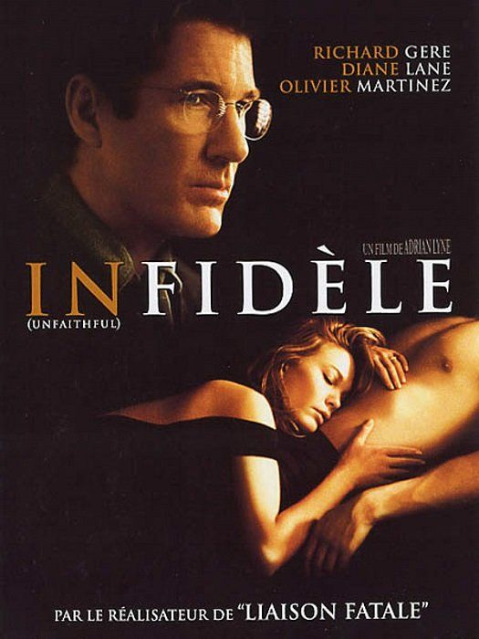 Infidèle - 2002 - Remux BluRay 1080p - AVC/H264 - MULTI - VFF - DTS-HD Master - (Unfaithful)