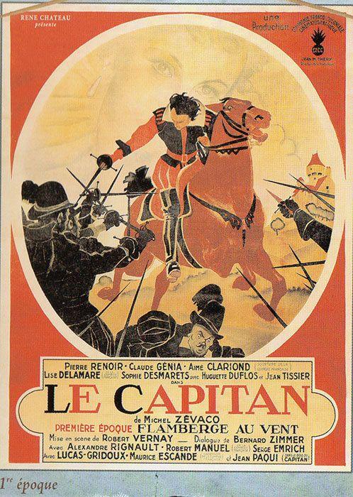 Le capitan 1947 1ère époque French dvdrip avc aac garder88