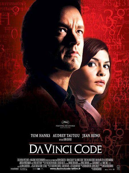 Da Vinci Code - 2006 - Version Cinéma - Remux BluRay - AVC/H264 - VFF - VFQ - EN - DTS-HD Master - Dolby-TrueHD Atmos - AC3 - EMi