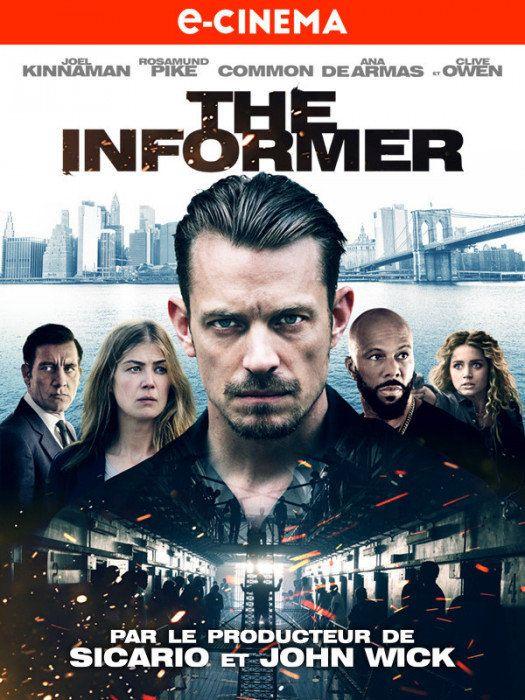 The Informer 2019 VFi WEBRip x264-GOLD