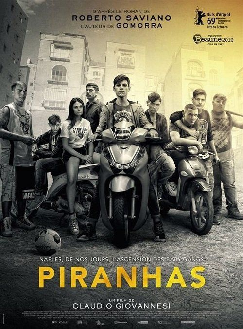 Piranhas 2019 VOSTFR BDRip x264-GOLD