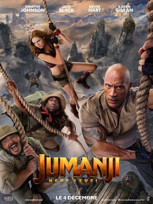 Jumanji The Next Level 2019 CUSTOM MULTi TRUEFRENCH 720p Bluray x264-GOLD