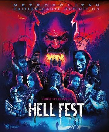 Hell Fest 2018 FRENCH BDRip XviD-FuN