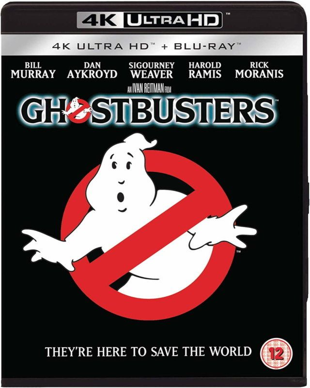 Ghostbusters 1984 2160P Bluray Remux HEVC Truehd 7 1 (S O S Fantomes)