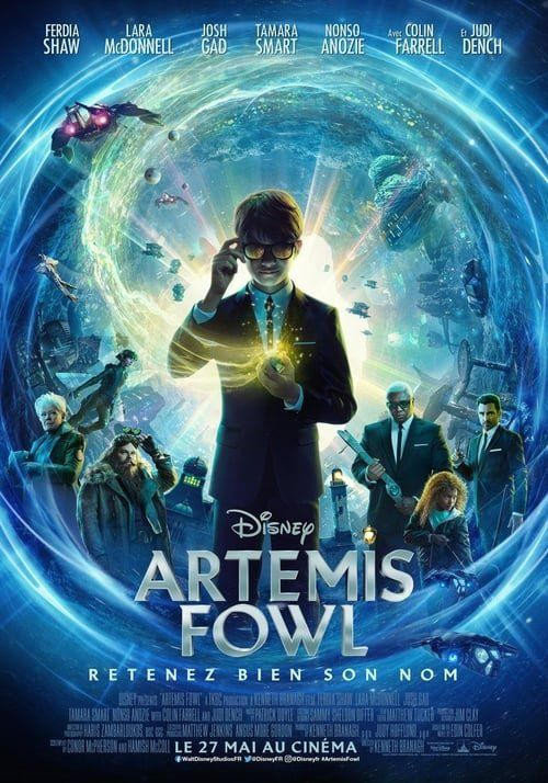 Artemis Fowl 2020 MULTi TRUEFRENCH 720p WEB H264-GOLD