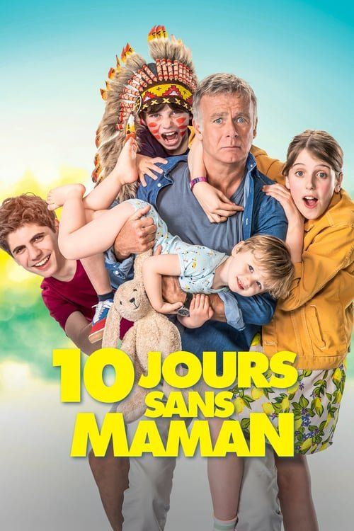 10 Jours Sans Maman 2020 FRENCH 1080p BluRay mHD x264-GOLD