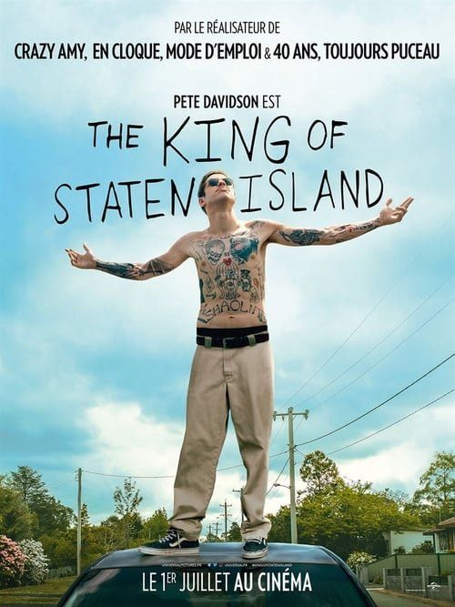The King of Staten Island 2020 VOSTFR 720p WEB H264-GOLD