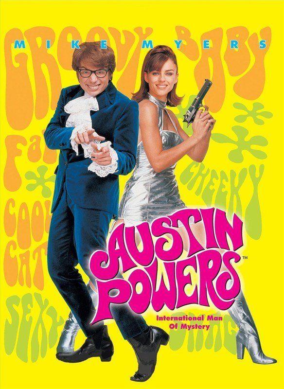 Austin Powers 1997 VF2 1080P BluRay Remux (VC-1) Dani0000