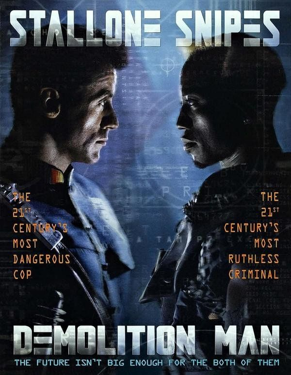 Demolition man 1993 VF2 1080P BluRay Remux (AVC-H264) Dani0000