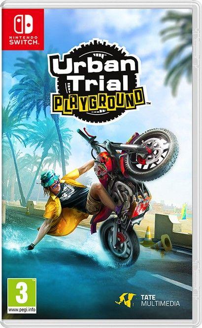 Urban Trial Playground Switch NSP XCI