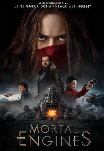 Mortal Engines (2018) MULTi VFi Web-Dl 1080p x264 AC3-JiHeff (Mécaniques fatales)