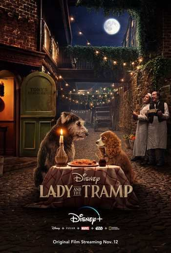 Lady and the Tramp (2019) MULTi WEBrip 1080p x264 EAC3-JiHeff (La Belle et le Clochard)