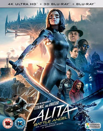 Alita Battle Angel 2019 2160p MULTi BluRay x265 10bit SDR DTS-HD MA TrueHD 7 1 Atmos-SWTYBLZ