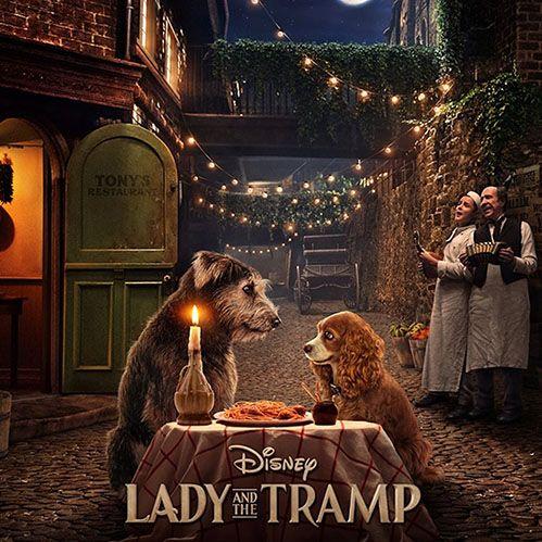 Lady and the Tramp 2019 2160p MULTi WEBRip Disney  x265 10bits E-AC3 5 1-TrollUHD