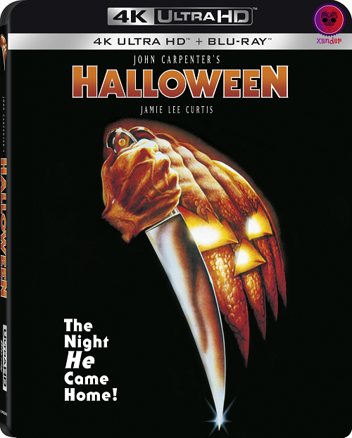 Halloween (1978) MULTi VFF 2160p 10bit 4KLight HDR Bluray x265 AAC 7 1 - XANDER
