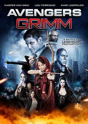Avengers Grimm (2015) VOST HDrip 1080p x264 AAC-JiHeff