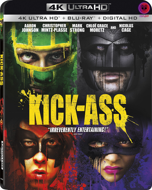 Kick-Ass (2010) MULTi VFF 2160p 10bit 4KLight HDR Bluray x265 AAC 7 1 - XANDER