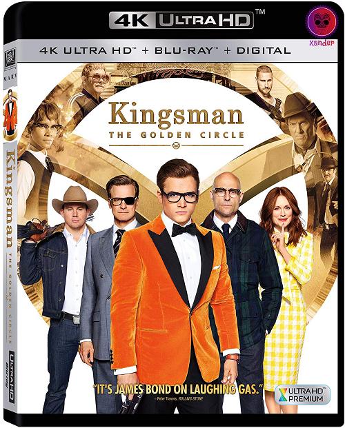 Kingsman The Golden Circle (2017) MULTi VFF 2160p 10bit 4KLight HDR Bluray x265 AAC 7 1 - XANDER