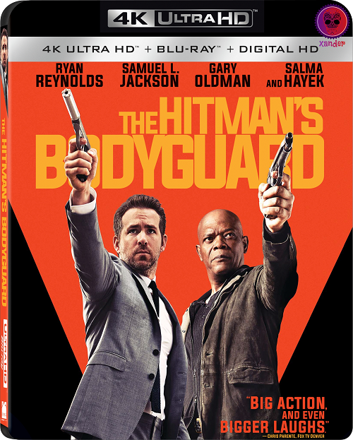 The Hitman's Bodyguard (2017) MULTi VFF 2160p 10bit 4KLight HDR Bluray x265 AAC 7 1 - XANDER