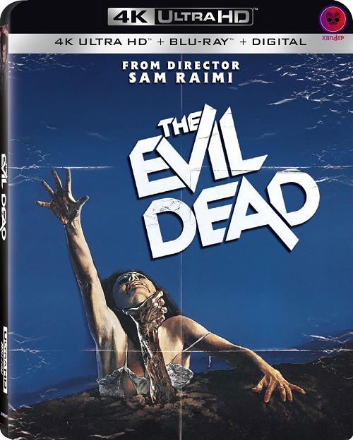 Evil Dead (1981) (UNRATED) MULTi VFF 2160p 10bit 4KLight HDR Bluray x265 AC3 5 1 - XANDER