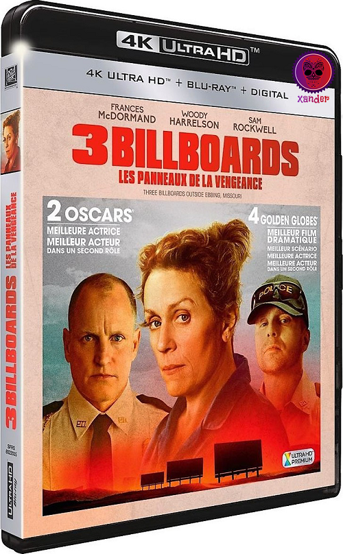 Three Billboards Outside Ebbing Missouri (2017) MULTi VFF 2160p 10bit 4KLight HDR Bluray x265 AC3 5 1 - XANDER