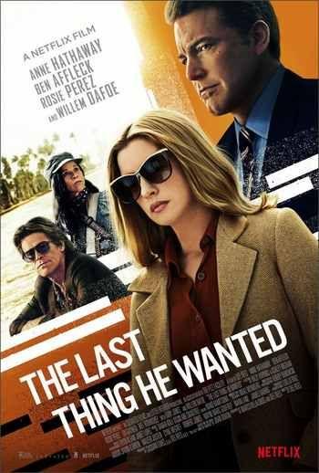 The Last Thing He Wanted (2020) MULTi WEBrip 1080p x264 AC3-JiHeff (Sa dernière volonté)